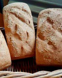 sourdough spelt bread