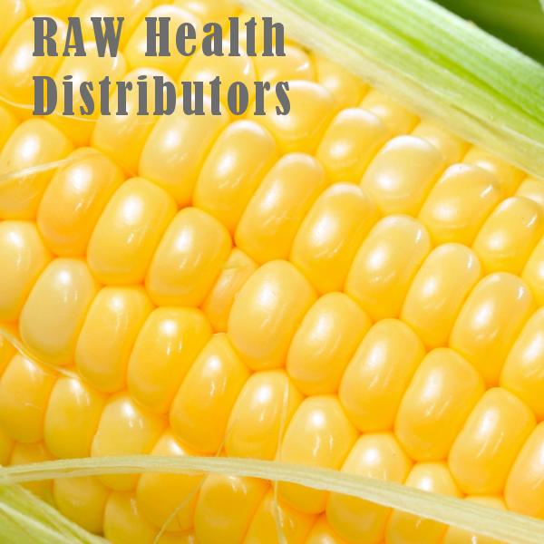Raw health corn bread