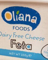 Oliana dairy free feta