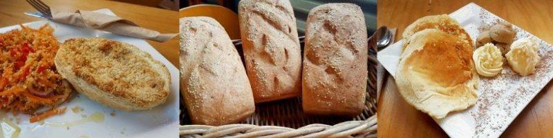 Sourdough Spelt Breads