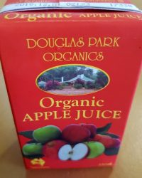Douglas Park Organic Apple Juice