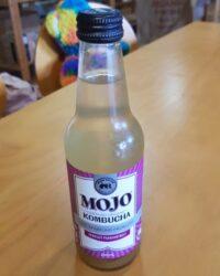 Mojo Organic Kombucha-Perfect Passionfruit