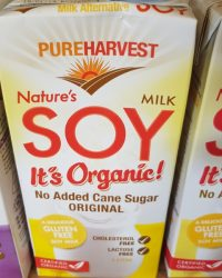 Pure Harvest Original Soy Milk