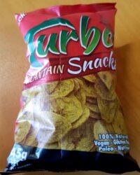 Turbo Plantain Snacks Chilli Flavour