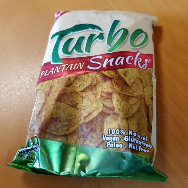 Turbo Plaintain snacks Flavour Original