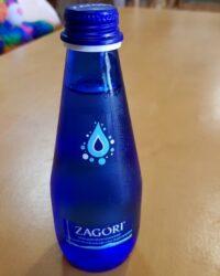 Zagori Sparkling Mineral Water