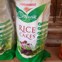 Pure Harvest Organic Rice Cakes