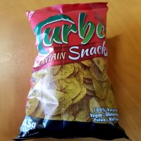 Turbo Plantain Snacks Chilli Flavour