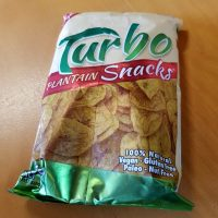 Turbo Plaintain snacks Flavour Original