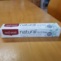 Red Seal Natural SLS Free toothpaste